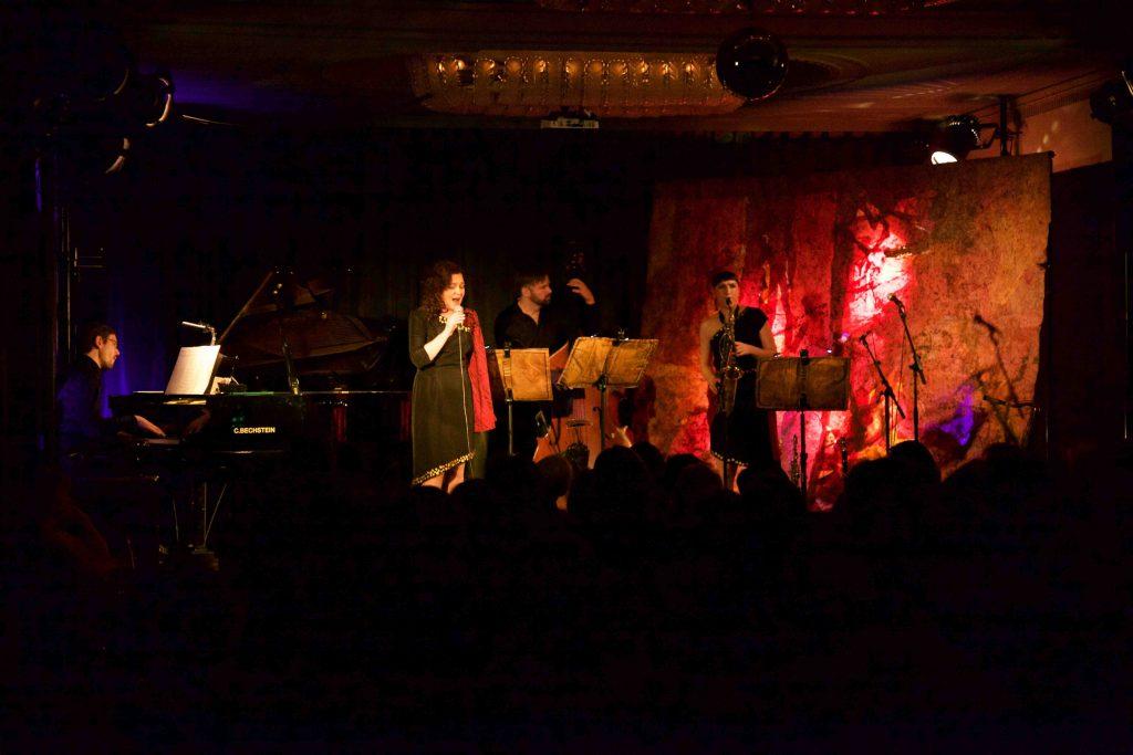Celina Muza & Susanne Folk Trio